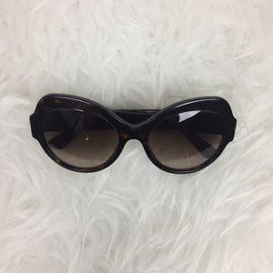 Dolce & Gabbana Tortoise Sunglasses Cat Eye Jackie